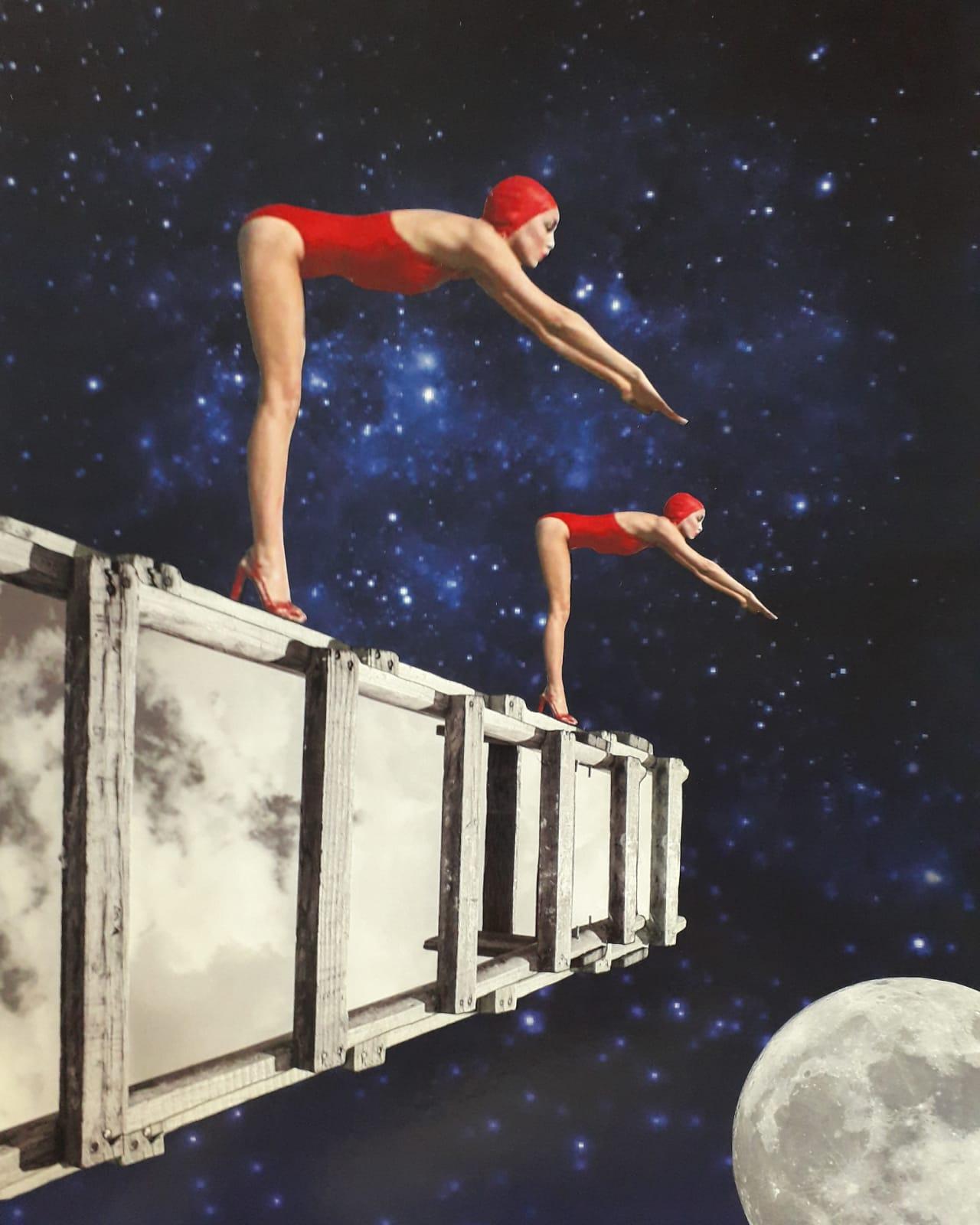 collage mujeres de luna maria vega